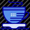 coffee, cup, tea, usa