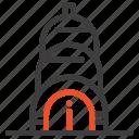 building, chrysler, usa icon