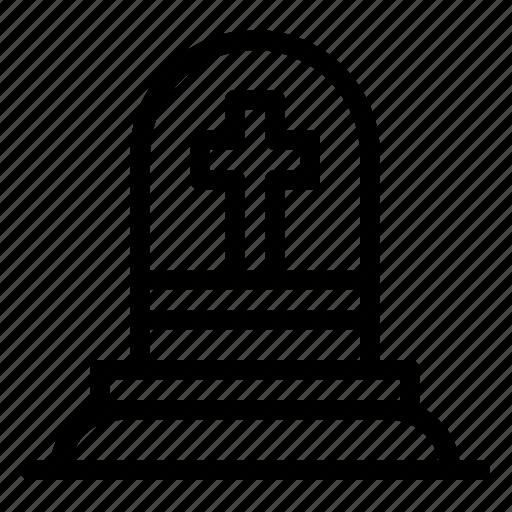 Death, grave, gravestone, rip icon - Download on Iconfinder