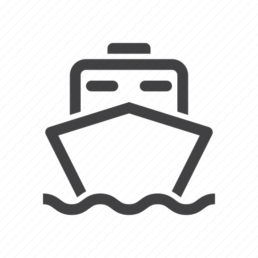 Boat, cruise, ship icon - Download on Iconfinder