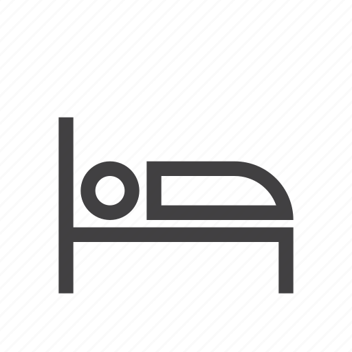 Bed, hotel, sleep icon - Download on Iconfinder