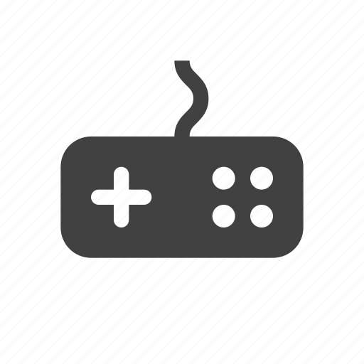 computer, game, gamepad, play icon