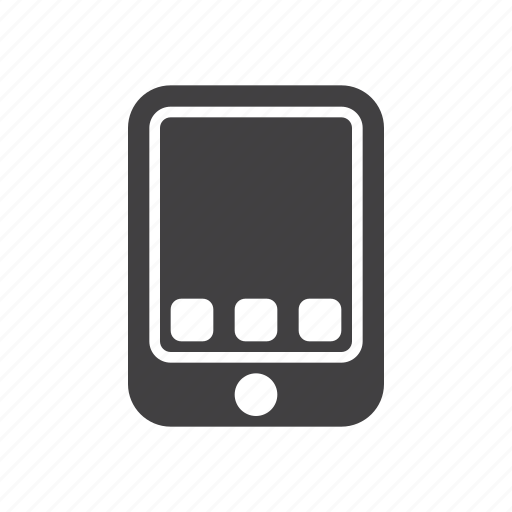 device, mobile, smartphone, tablet icon