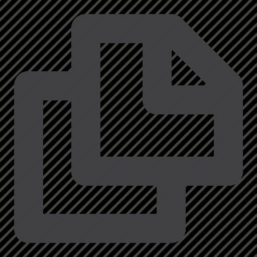 copy, document icon