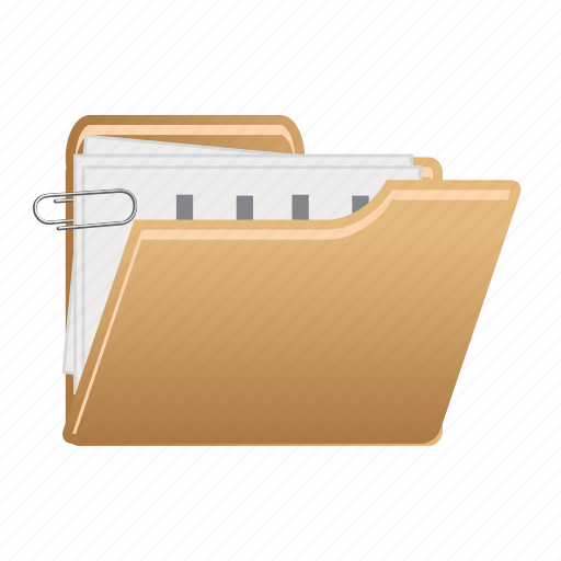 data, document, file, paper icon