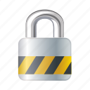 access, key, lock, password, protection, secure, security icon