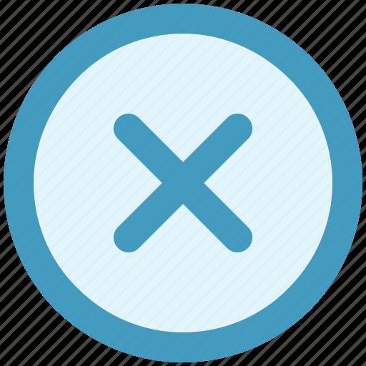 create, cross, cross sign, interface, math, remove icon