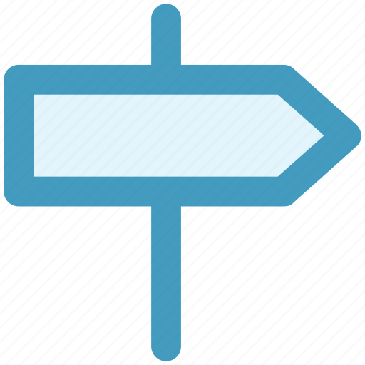 direction, index, road, road sign, sign, traffic sign icon
