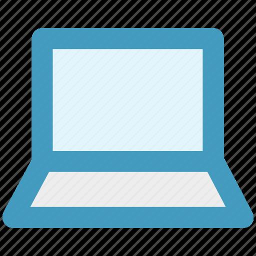 computer, display, laptop, mac book, notebook, screen icon
