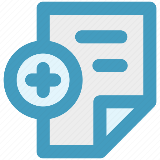 add, page, paper, plus, reading, sheet icon