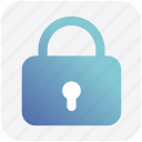 locked, encryption, secure, padlock, lock, security