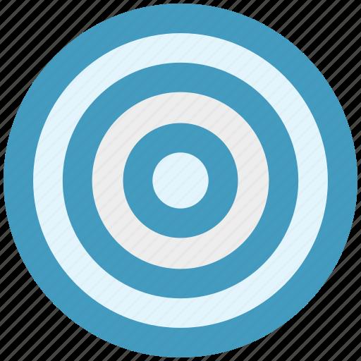 bulls eye, darts, goal, strategy, target icon