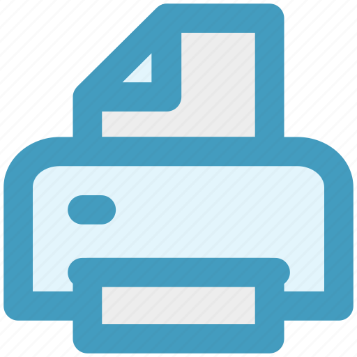 copy, device, fax, office, printer, printing icon