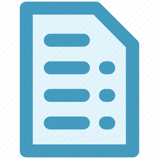 Doc, file, page, paper, reading, sheet icon - Download on Iconfinder