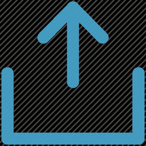 arrow, up, up arrow, upload icon