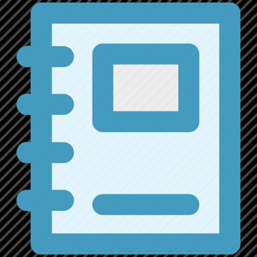book, close book, library, read, school book, student book icon