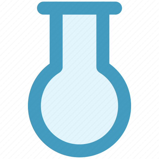 Bottle, tube, chemistry, experiment, test tube icon