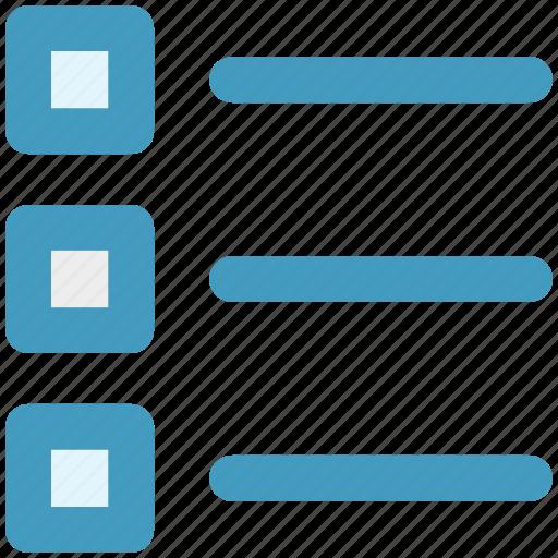 check mark, checklist, list, task, tick, tick mark icon