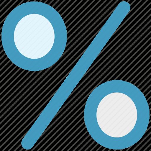 discount, interest, percent, percentage, percentage sign, sales icon