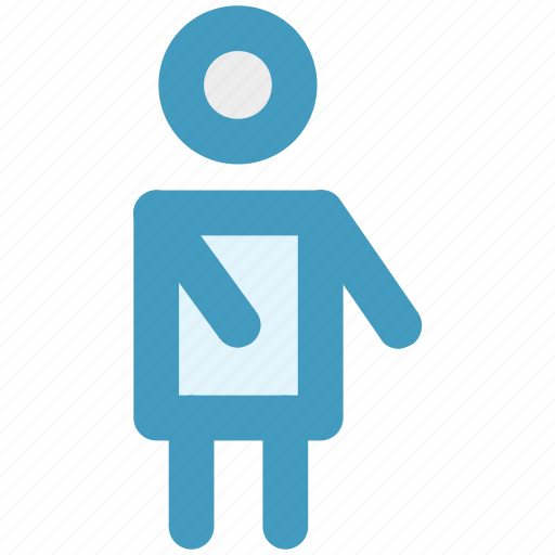 Employee, human, man, people, person icon - Download on Iconfinder