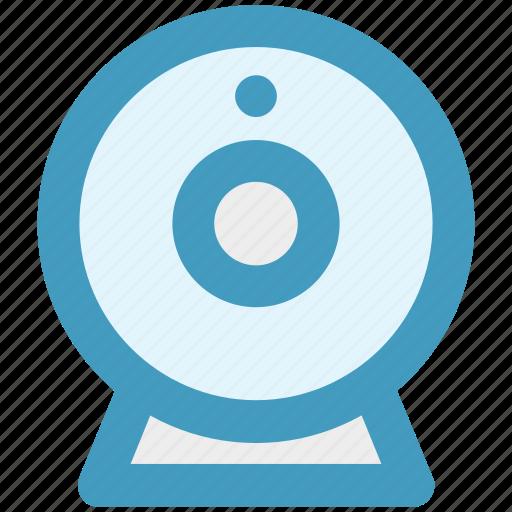 cam, camera, front cam, video, webcam icon
