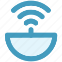 connection, misc, rss, signal, technology, wifi, wireless icon