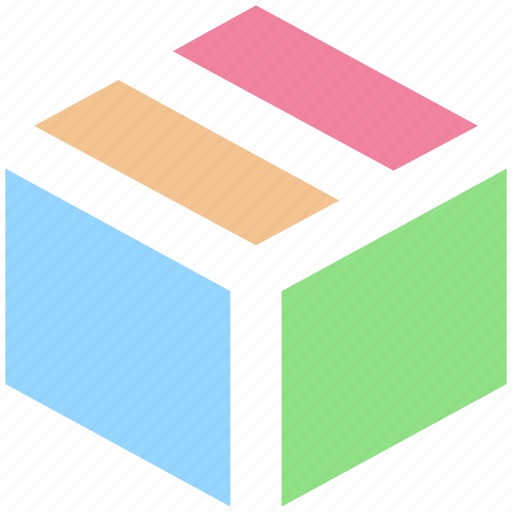 box, carton, carton box, goods, product, shop icon