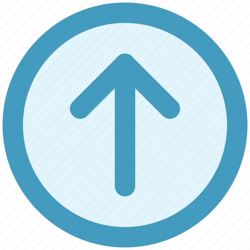 Arrow, up, up arrow, uploading icon - Download on Iconfinder