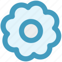 decorative, flower, garden, nature icon