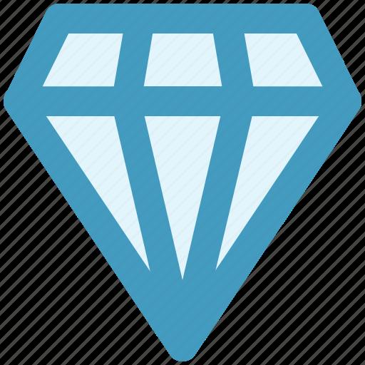 brilliant, crystal, diamond, diamonds, jewelry icon