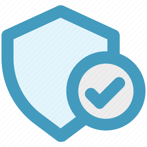 Accept, protection, secure, security, shield, sign icon - Download on Iconfinder