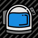astronaut, astronomy, nasa, space, spaceman, spacesuit icon