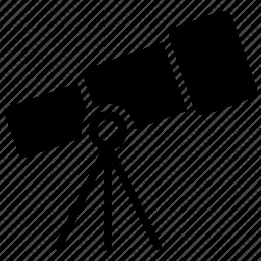 Astronomy, planetarium, spyglass, telescope, vision icon - Download on Iconfinder