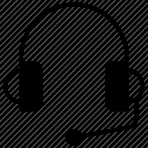earphones, earspeakers, gadget, headphones, headset icon