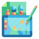 art, design, drawing, graphic, interface icon