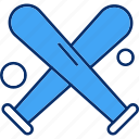 cricket, olympics, sport icon
