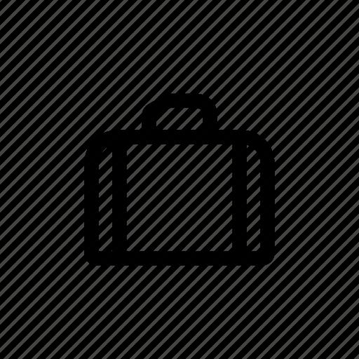 briefcase, business, case, class, office, suit, suitcase icon