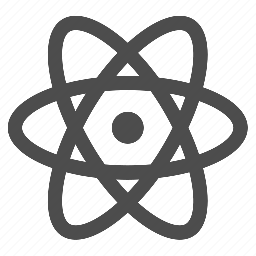 atom, education, molecule, particle, research, science icon
