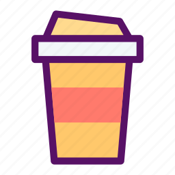 bottled, cafe, coffe, cup, drink icon