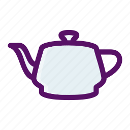 boil, drink, english, pot, tea icon