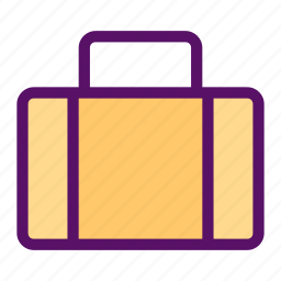 bag, business, luggage, suitcase, travel icon