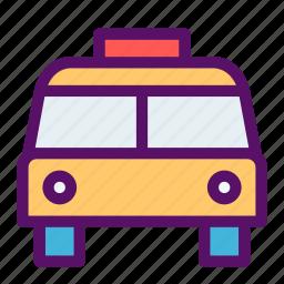 cab, driver, fare, passenger, taxi icon