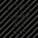 arrow, heart, up, upload