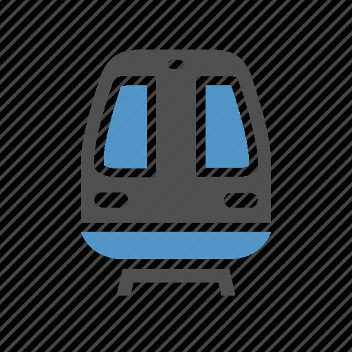 metro, railway, subway, train, travel, urban transport icon