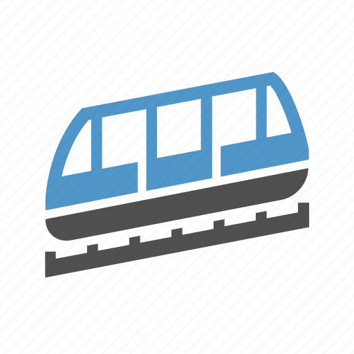 cable car, funicular, funicular railway, travel, urban transport, vehicle icon