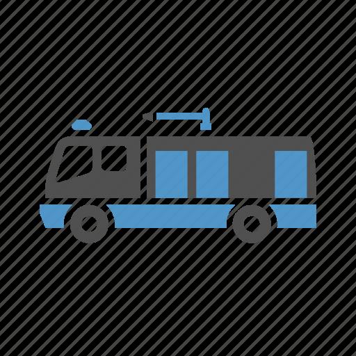 car, emergency, fire, fire truck, firefighter, transport icon