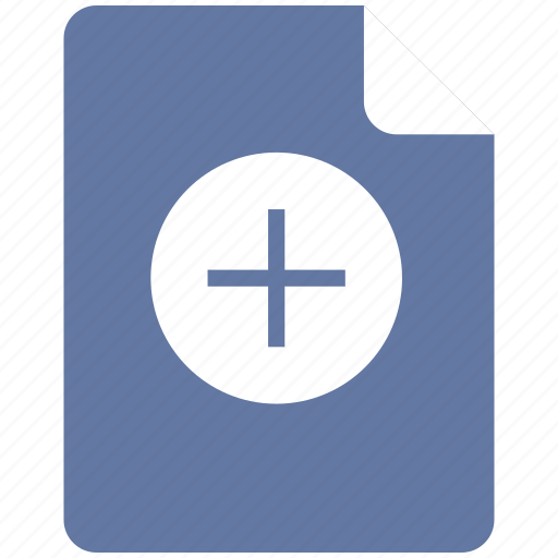 add, document, edit, function, more, plus, text icon