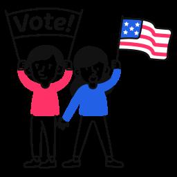 election, vote, voting
