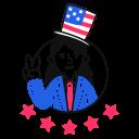 election, winner, woman, usa icon