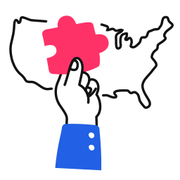 election, usa, strategy, state